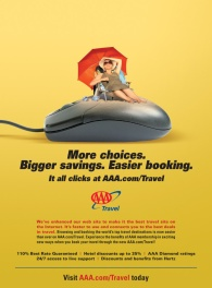 Full Page Ad - Travel
